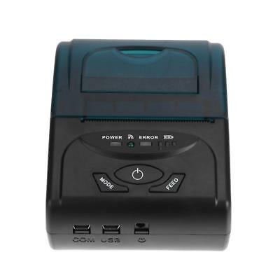 80mm Mini Bluetooth Wireless Receipt ESC/POS/STAR Thermal Printer for Android PC