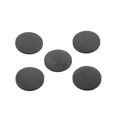 EMF Protection Plate for Cell Phone 5pcs made of Shungite Tolvu only Real