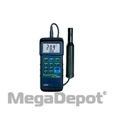 Extech 407510, Heavy Duty Dissolved Oxygen Meter with PC interface