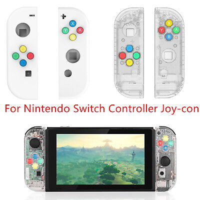JOY-CON SHELL COLORFULL ABXY Keys Buttons For Nintendo