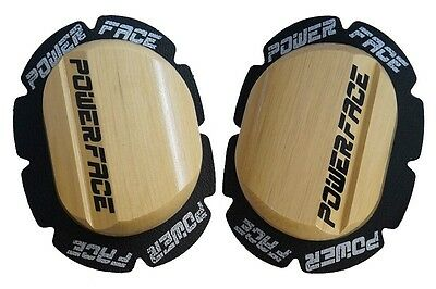 Power Face Holz Knieschleifer Wood Knee Slider Classic