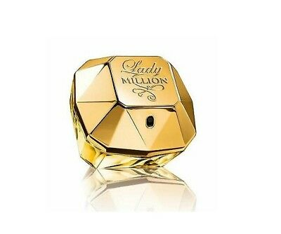Lady Million Profumo Donna Edp Eau De Parfum 80 Ml