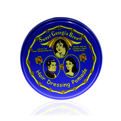 "Sweet Georgia Brown Hair Dressing Pomade (""Blau"") 114,28g"