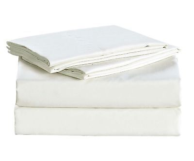 Persian Collection White King 1900 Count Sheet set 16 Deep Pocket Wrinkle Free