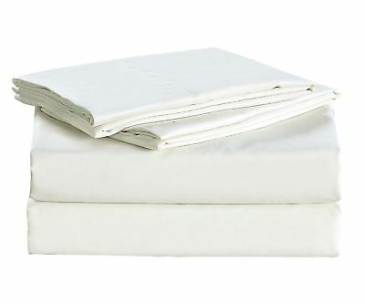 Persian Collection White Twin 1900 Count Sheet set 16 Deep Pocket Wrinkle Free