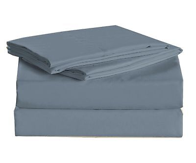 Persian Collection Gray Twin 1900 Count Sheet set 16 Deep Pocket Wrinkle Free