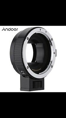 Lens Adapter for Canon EF EFS lens to SONY E-Mount NEX A7 A5000 A6000 Full Frame