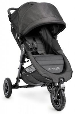 Baby Jogger City Mini GT Lux Select City Terrain Single Stroller In Charcoal