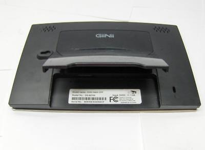 GiiNii Widescreen Digital Picture Frame Slim Flat Panel GN-801W Memory For parts