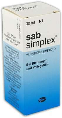 SAB SIMPLEX DROPS *30ml-ORIGINAL ANTI COLIC DROPS,FAST RELIEF FOR BABYS, INFANTS