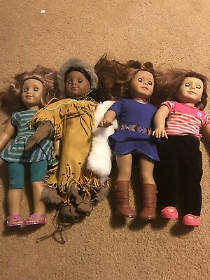 American girl dolls Lot SOLD AS IS