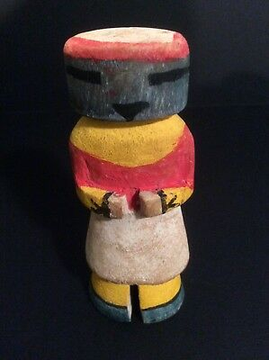 Rare Antique Hopi Kachina Doll circa 1930s