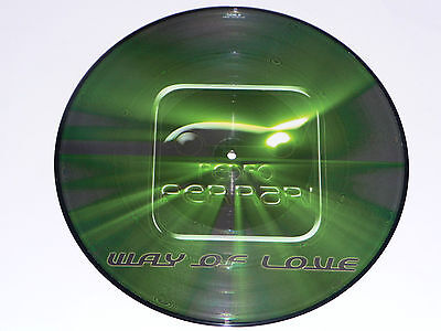 "Picture Vinyl Pedro Ferrari "" Way of Love "" NEU"