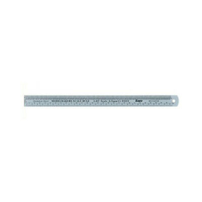 1:87 HO scale ruler - Expotools 74103 - Free post F1