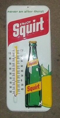 nos metal squirt soda thermometer