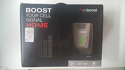 WeBoost Home 4G LTE Desktop Cell Phone Signal Booster Kit #470101 | Open Box