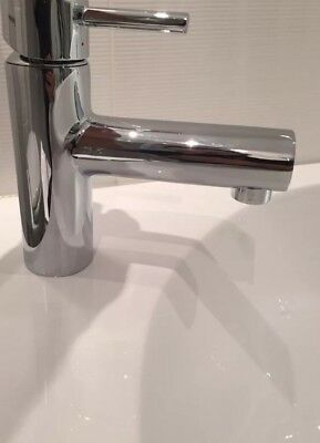 Modern Bath or Basin Mixer Tap Made By Porcelanosa