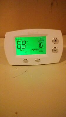 Honeywell FocusPRO 5000 Digital Large Screen Non-Programmable Thermostat