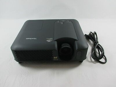 ViewSonic PJ658 Projector 8342 Lamp Hours