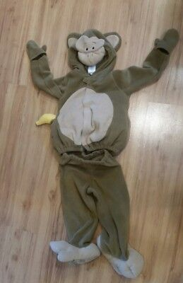 Monkey Costume by Old Navy, SZ 2T/3T