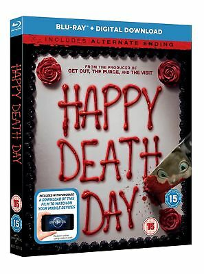 Happy Death Day (with Digital Download) [Blu-ray]