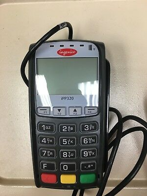Ingenico iPP320 Credit Card Terminal with Chip Reader