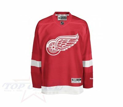 Maillot Reebok NHL DETROIT RED WINGS Premier Home