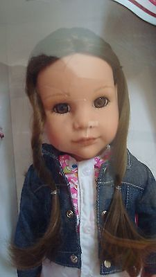 Gotz Doll Hannah, new in box