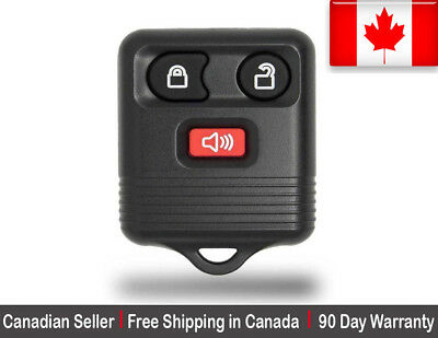 1x New Replacement Keyless Entry Remote Control Key Fob For Ford 2L3T-15K601-AB