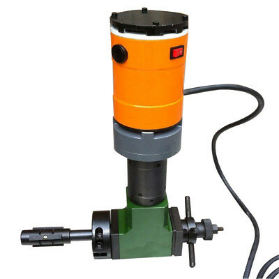 Pneumatic Inner Swelling Pipe Beveling Machine Chamfering Groove Machine 220v