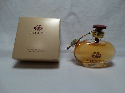 AVON Imari Limited Edition Perfume 20 Yr Anniversary 0.5 fl oz small bottle
