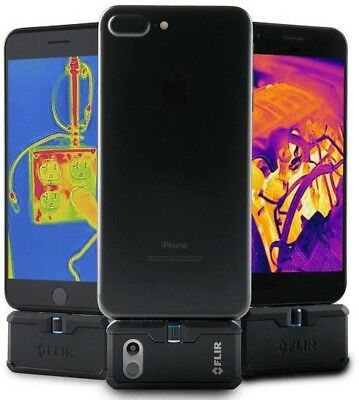 Brand New Flir One Pro Thermal Imaging Camera Attachment for iOS Phones