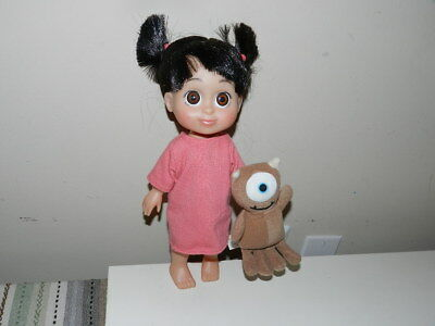 Monsters Inc. Babblin' Boo with Magical Little Mikey Doll Disney Pixar