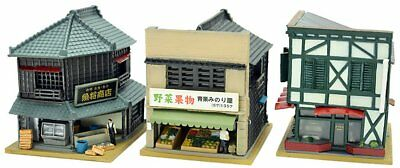 Tomytec TOMIX N Scale Building Collection Ken Kore 130-2 fishmonger