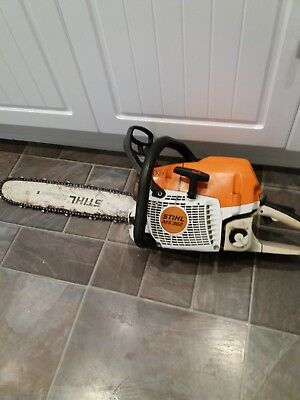 Stihl Ms 362 chainsaw **2016**