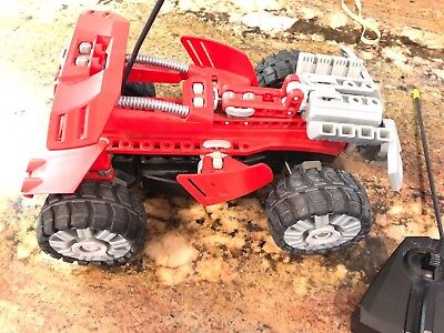 Lego Technic Red Beast RC Car 8378 + remote  WORKS GREAT! TESTED!