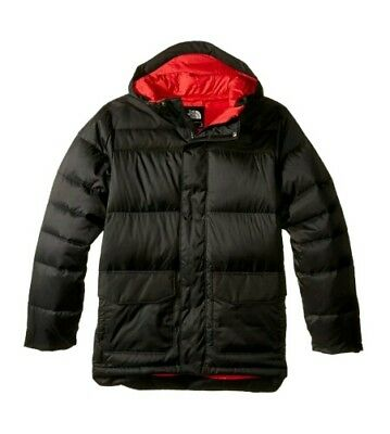 The North Face Boys' Black Harlan Down Parka Size Youth XXS 5 Black