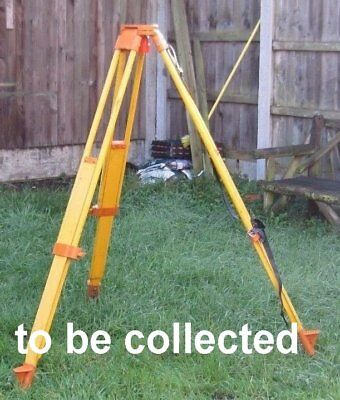 Surveyors Builders Tripod (buyer collects)