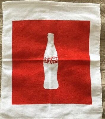 Coca-Cola Bottle Golf Towel - FREE SHIPPING