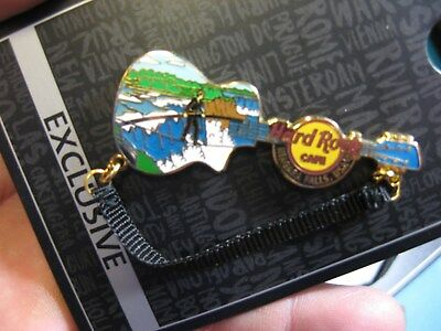 NEW Hard Rock Cafe HRC Exclusive Guitar Pin / Core DareDevil Niagara Falls, USA