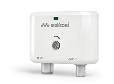 Meliconi AMP 20 Mini. amplificatore d'antenna per interni 880101 BA
