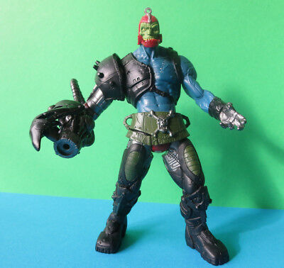 Trap Jaw  -  Masters of the Universe  -  2001 Mattel
