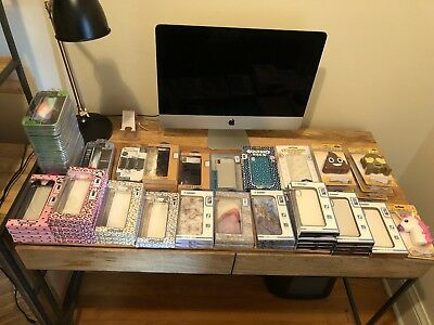 (106 Pieces) iPhone X Cases, Charger & Screen Protector - Brand New - Lot of 106