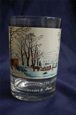 Arby's Currier & Ives Museum of the City of New York Winter in the Country-Get..
