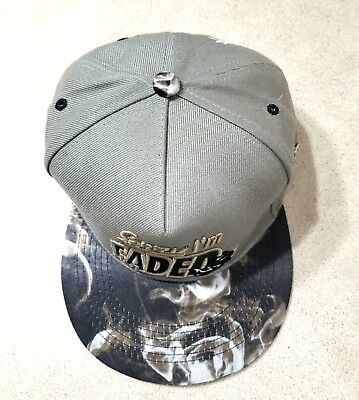 286c26545a3 NEW FADED SMOKE Snapback Men Cayler Sons -  20.00