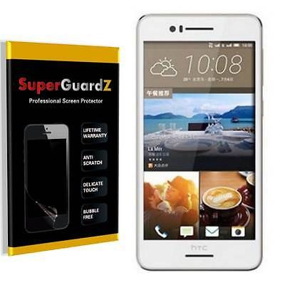 4X SuperGuardZ HD Clear Screen Protector Film Shield Guard For HTC Desire 728
