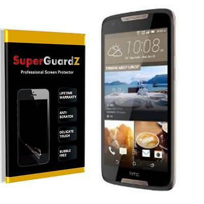 4X SuperGuardZ HD Clear Screen Protector Film Shield Guard For HTC Desire 828