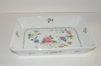 Vintage Andrea Oven To Table Cookware Spring Night Casserole Dish