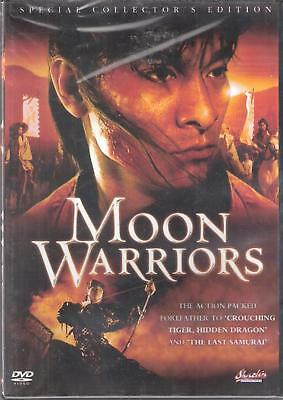 Moon Warriors DVD Special Collector's Edition Sammo Hung Andy Lau