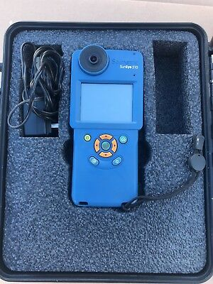 Solmetric SunEye 210 Solar Site Analysis GPS Shade Tool + Case + Charger